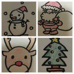 簡単可愛い♪クリスマスイラストの書き方!ツリー・サンタ・トナカイ