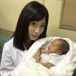 松岡茉優のコウノドリの髪型はエクステ?ストレートでかわいい!画像